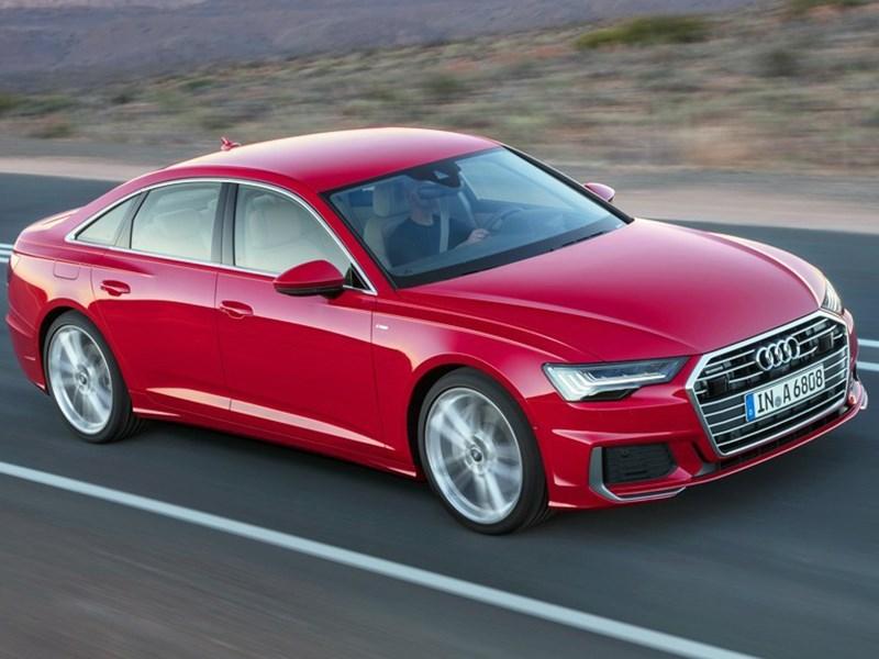 Новая Audi A6: немного больше и сильно технологичнее