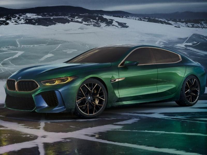 BMW показала свою будущую флагманскую модель
