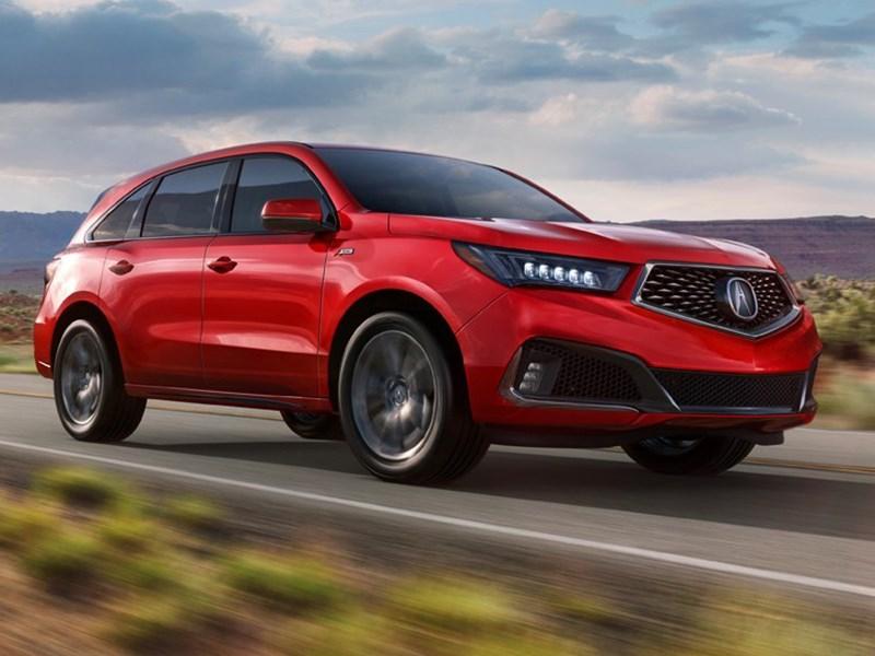 Acura MDX получила спортивную версию