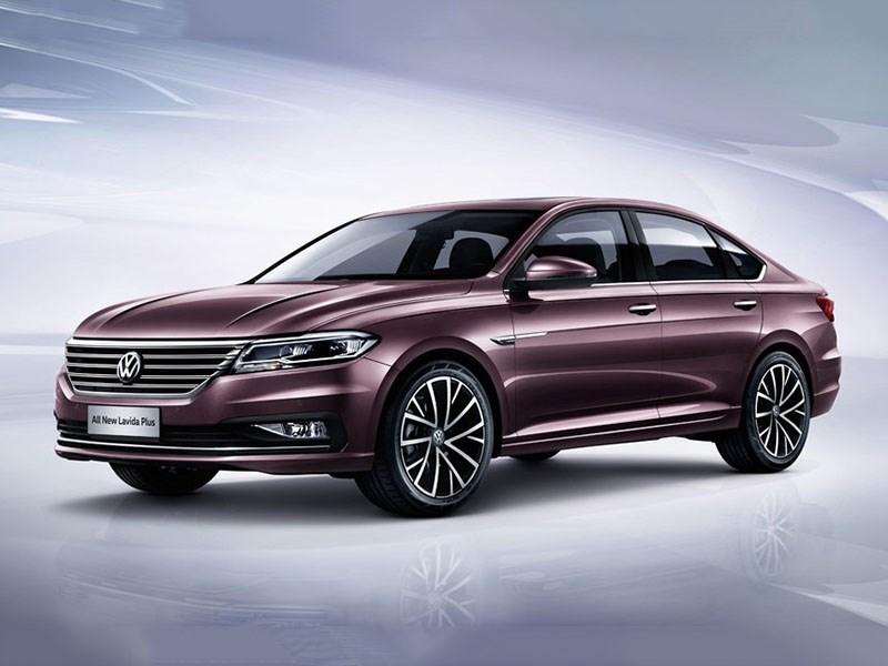 VW Lavida Plus: Jetta, да не та! - автоновости