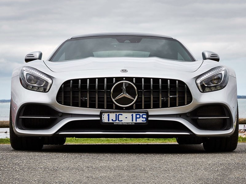 У Mercedes-AMG появится третья собственная модель