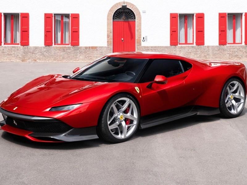 В Ferrari сделали уникальный суперкар