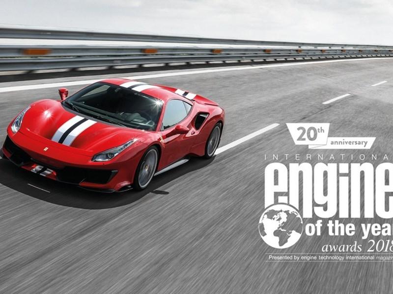 Engine of the Year: наступил кризис идей