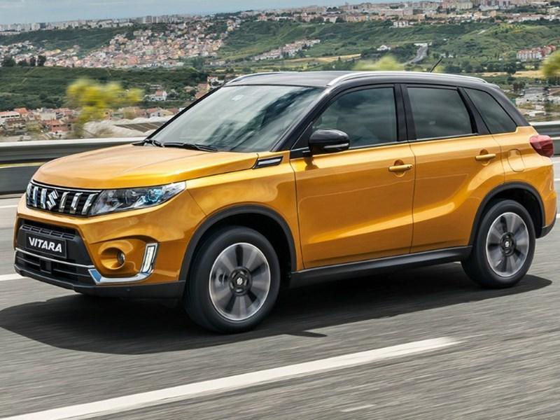 Suzuki обновила Vitara