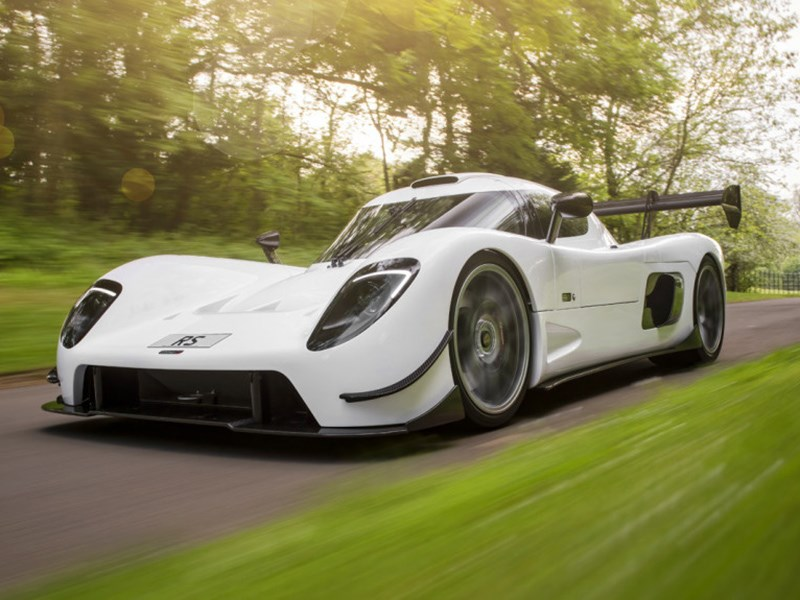 Британцы построили сверхлёгкий суперкар Фото Авто Коломна