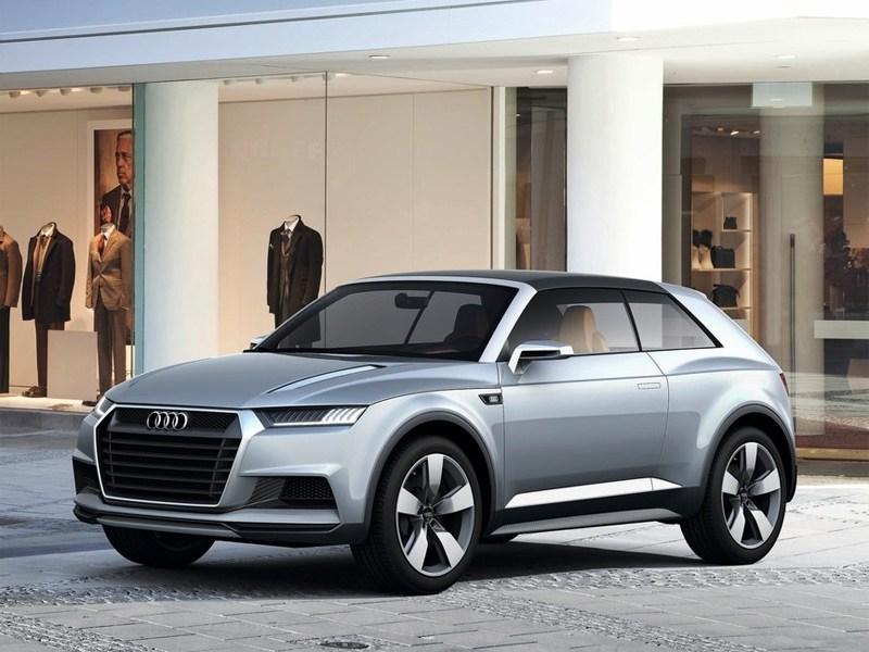 Audi вместо спорткара выпустит кроссовер