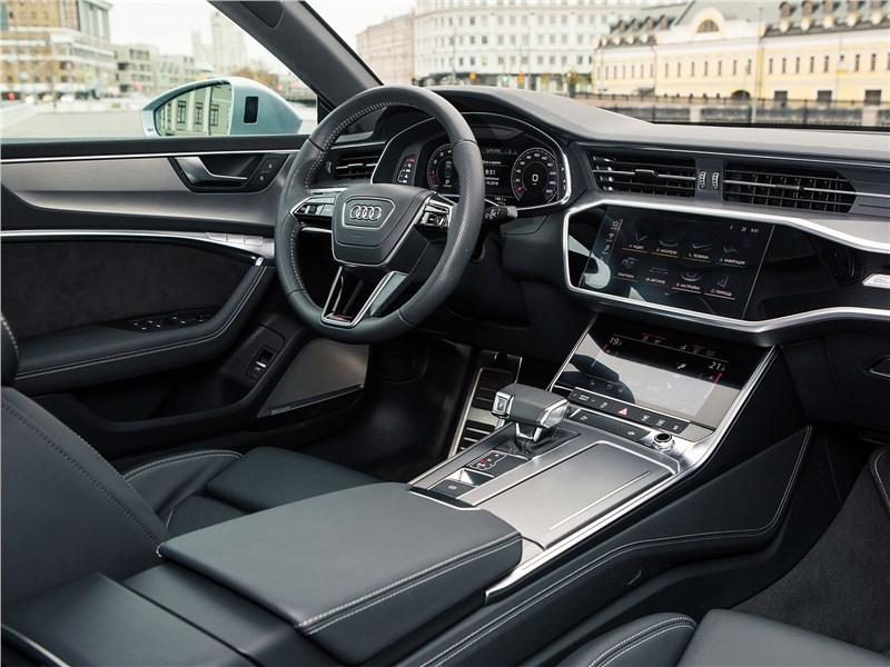 Audi A7 Sportback 2018 салон