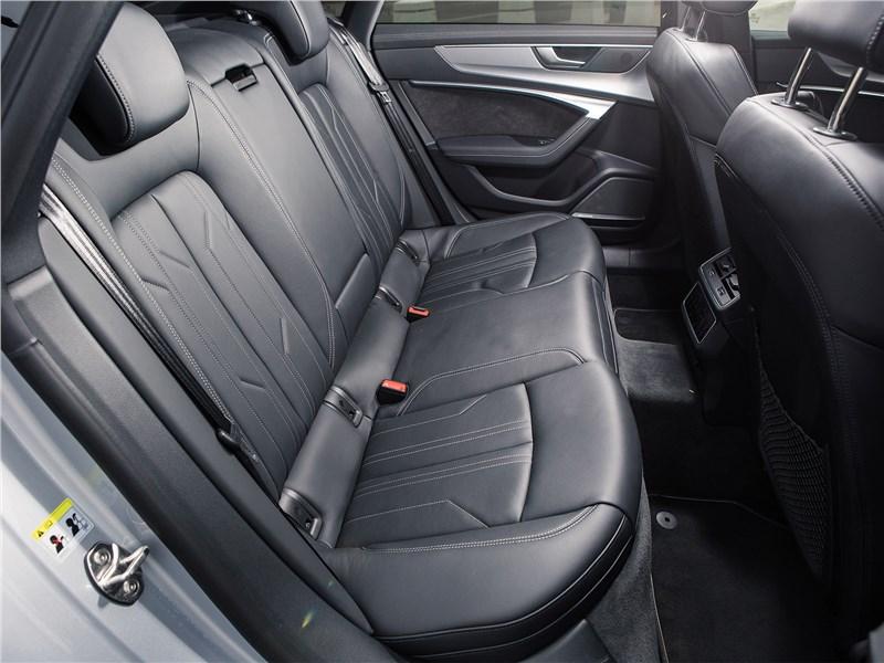 Audi A7 Sportback 2018 задний диван