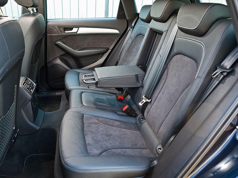 Audi Q5 2013 задний диван