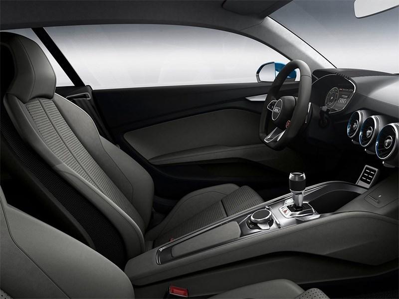 Audi Allroad Shooting Brake Concept 2014 передние кресла