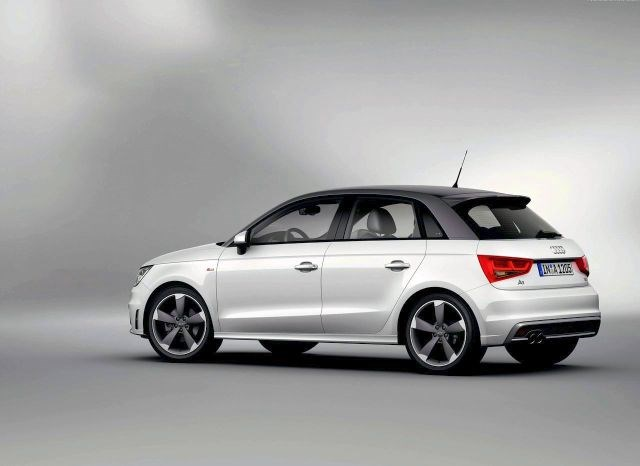 Немецкий премиальный бренд Audi показал обновленные A1 и A1 Sportback