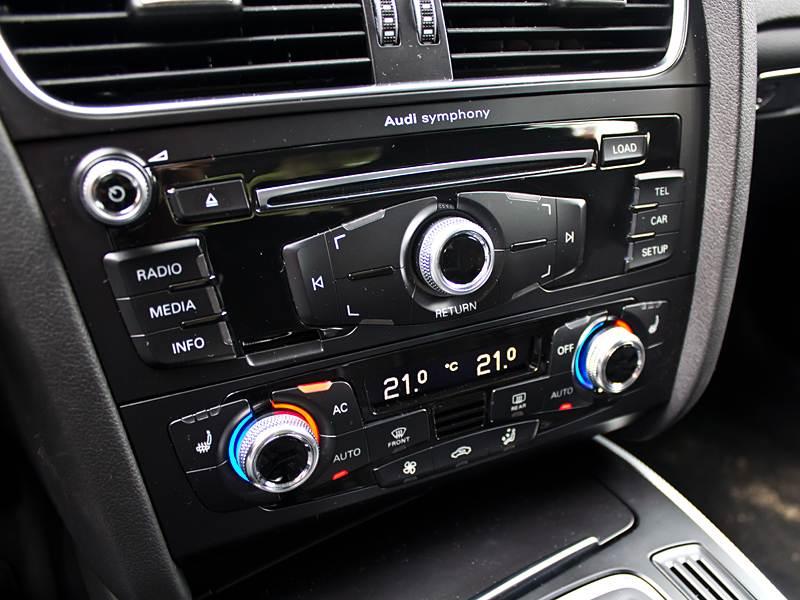 Audi A4 2012 Опционная аудиосистема Audi Sumphony