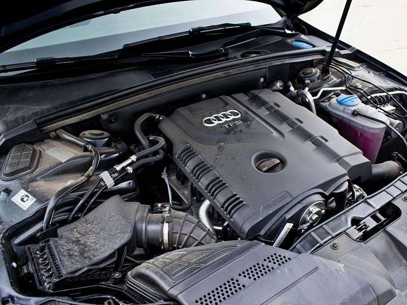 Audi A4 2012 2.0 TFSI