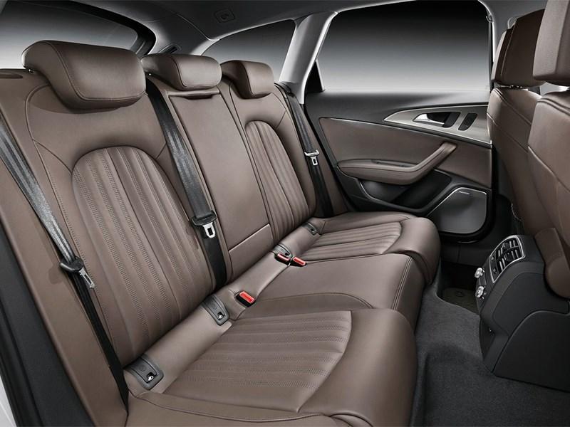 Audi A6 allroad quattro 2013 задний диван