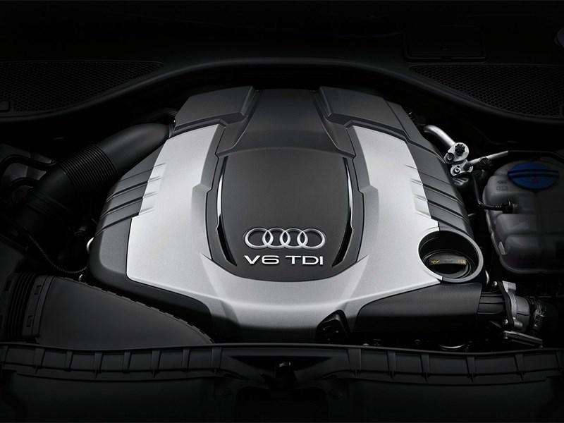Audi A6 allroad quattro 2013 двигатель