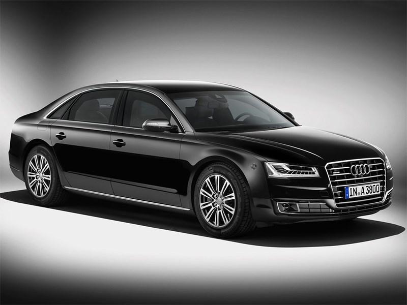 Новый Audi A8 L Security - Броня крепка