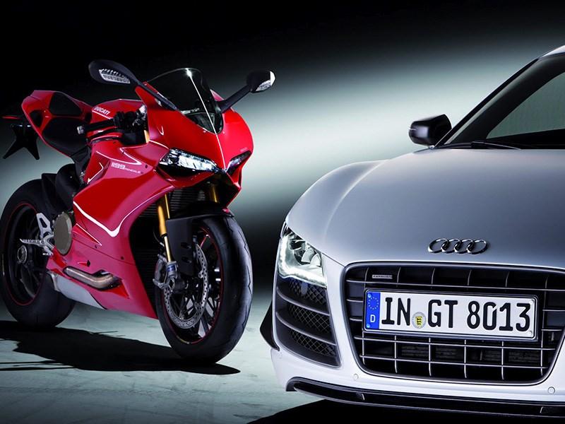 Volkswagen не будет продавать Ducati