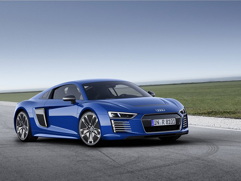 Audi создаст новый электрический суперкар