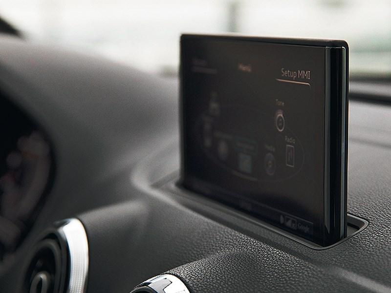 Audi S3 2013 дисплей