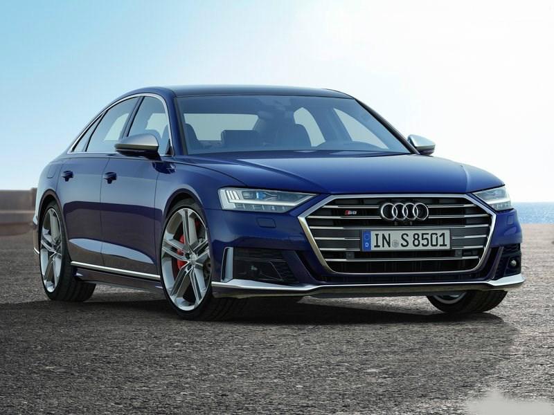 Новый Audi S8 приедет в Россию в следующем году Фото Авто Коломна