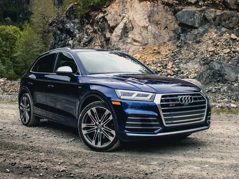 Audi приостановила продажи SQ5 в Европе