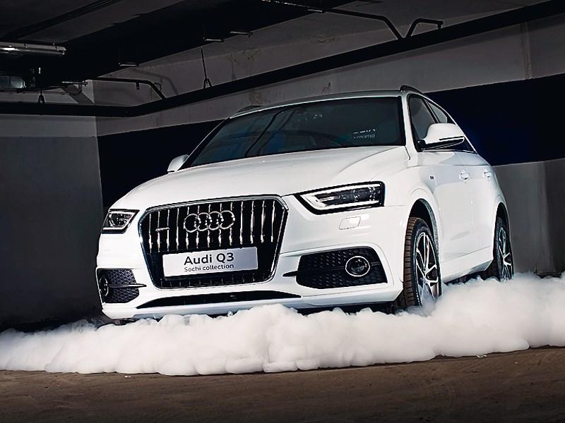 Audi Q3 Sochi 2014 Collection