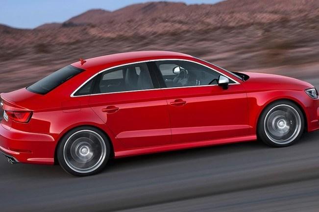 В России начался прием заказов на «заряженный» Audi S3 Sedan