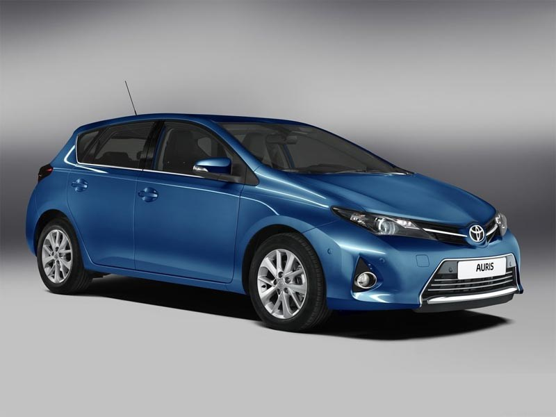 Toyota Auris – теперь универсал!