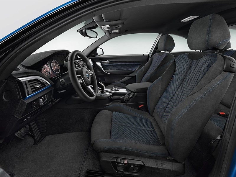 BMW 2 Series 2013 передние кресла