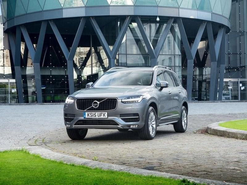 Volvo проведет секретные дорожные тесты беспилотных автомобилей в Великобритании