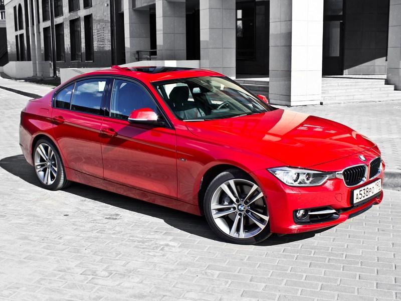 BMW 3 series - bmw 335i 2012 вид сбоку