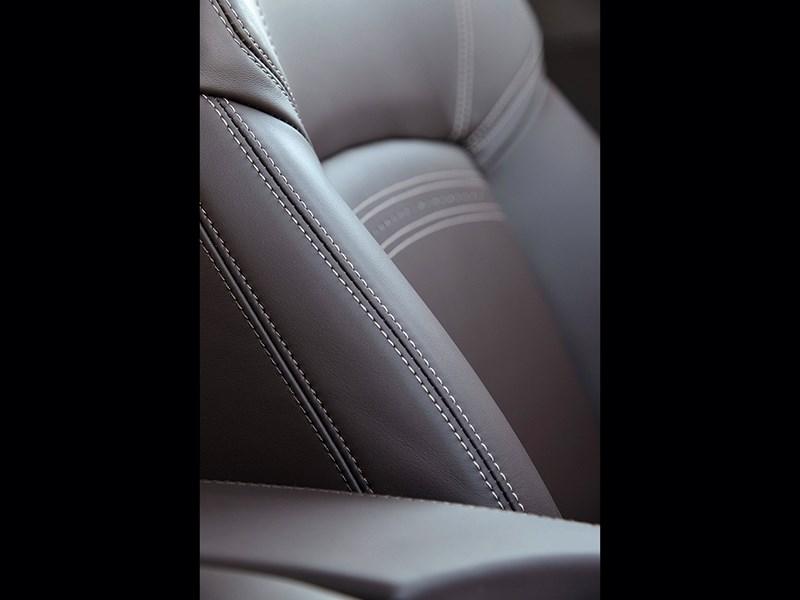 BMW 5 2013 отделка сидений