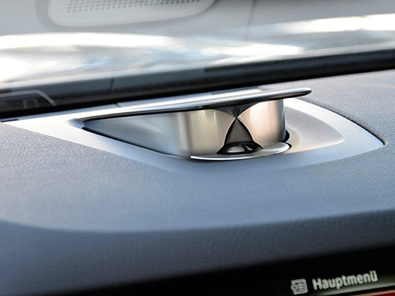 BMW 5 2013 динамик