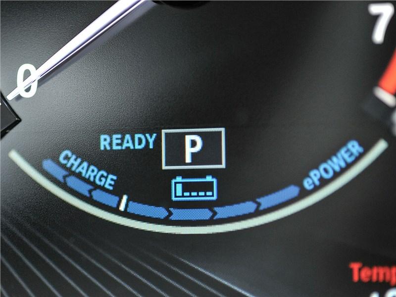 BMW X5 xDrive40e 2016 приборная панель