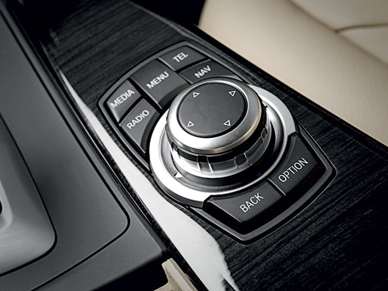 BMW 3 series GT 2013