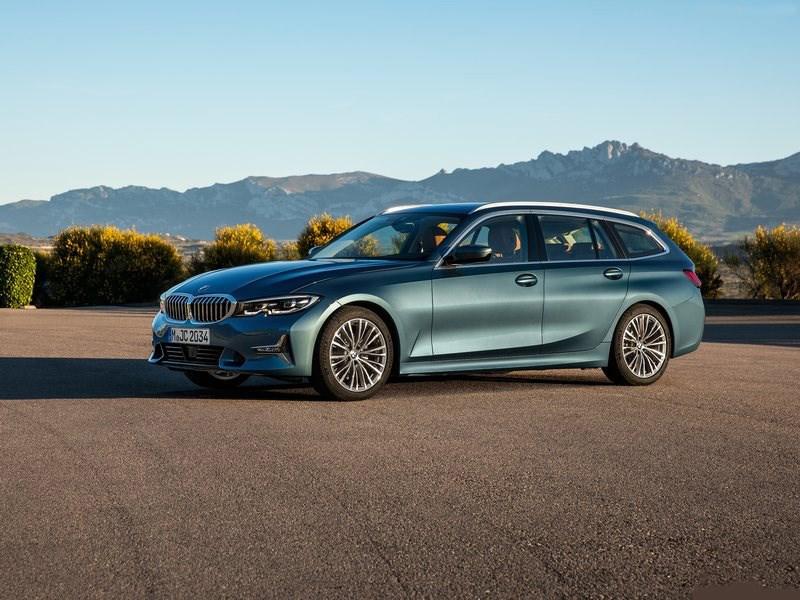 BMW представили новый универсал 3-Series