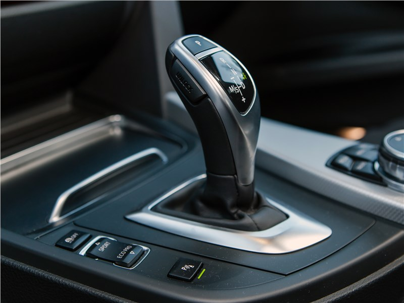 BMW 3 series 2016 8АКПП