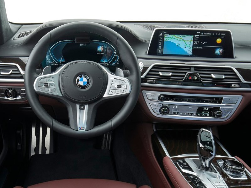 Microsoft научит автомобили BMW разговаривать Фото Авто Коломна