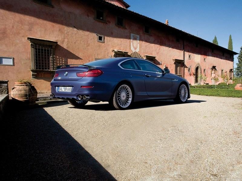 BMW Alpina B6 – уже в России!