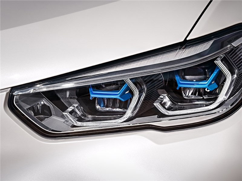 BMW X5 фары