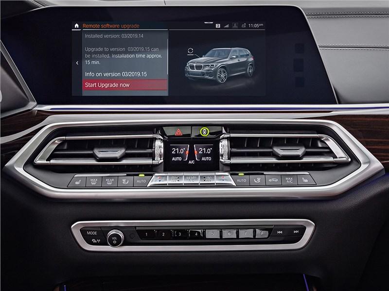 Головная система BMW X5