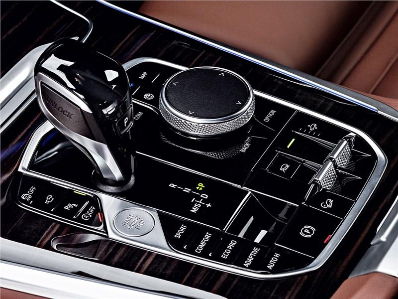 Селектор КПП BMW X5