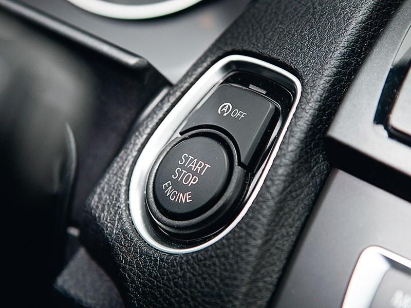 """BMW M 135i xDrive 2013 кнопка """"старт-стоп"""""""