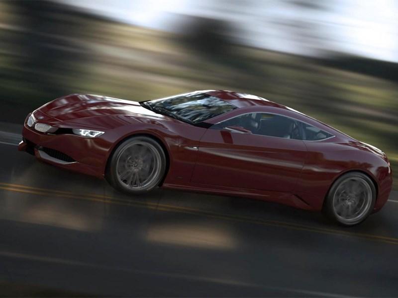 BMW М9 концепт
