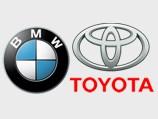 BMW и Toyota будут работать над совместным спорткаром
