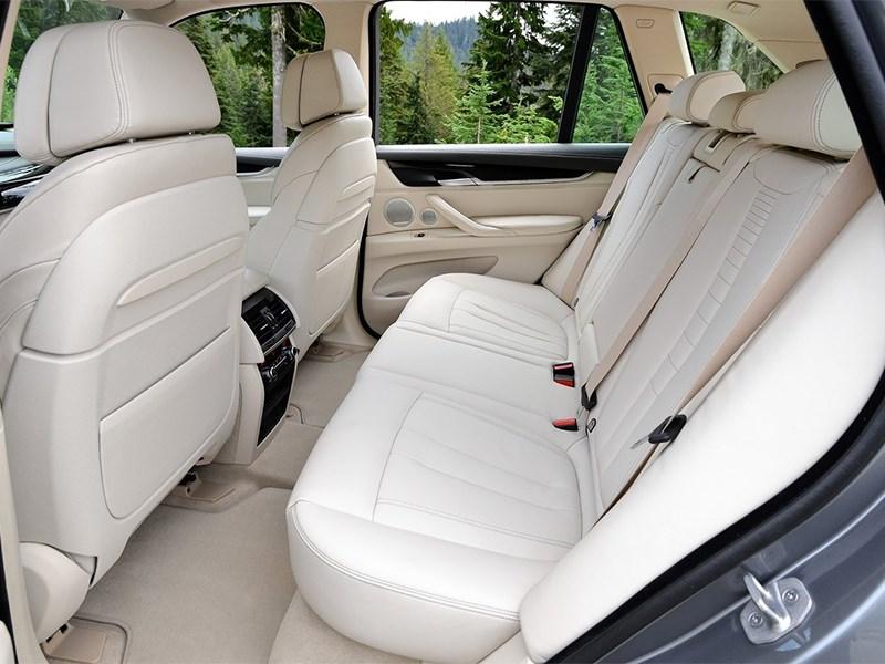 BMW X5 2013 задний диван