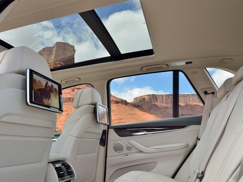 BMW X5 2013 панорамная крыша