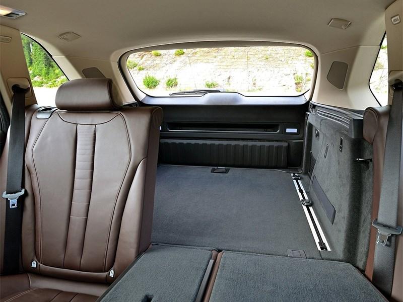 BMW X5 2013 салон