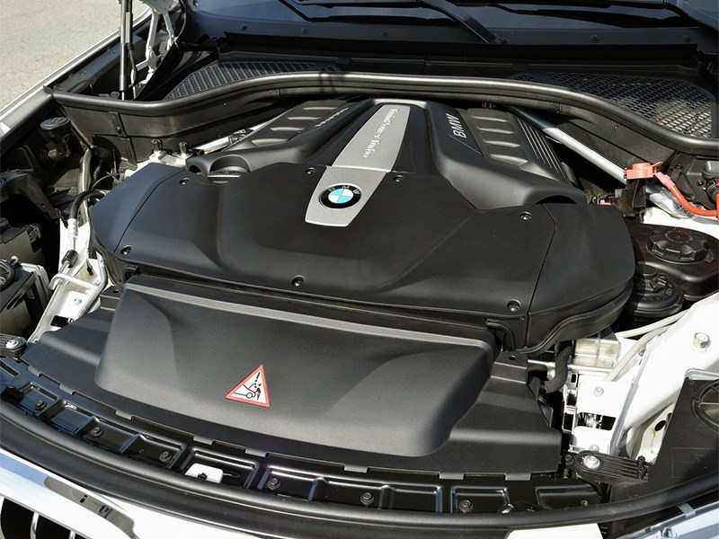 BMW X5 2013 двигатель