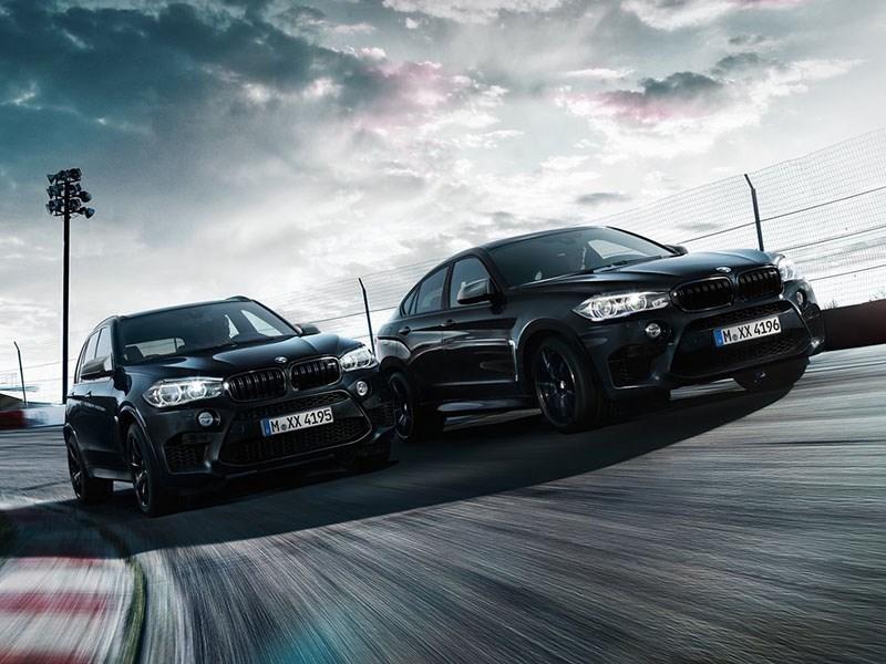 BMW X5M иX6M получили эксклюзивные версии